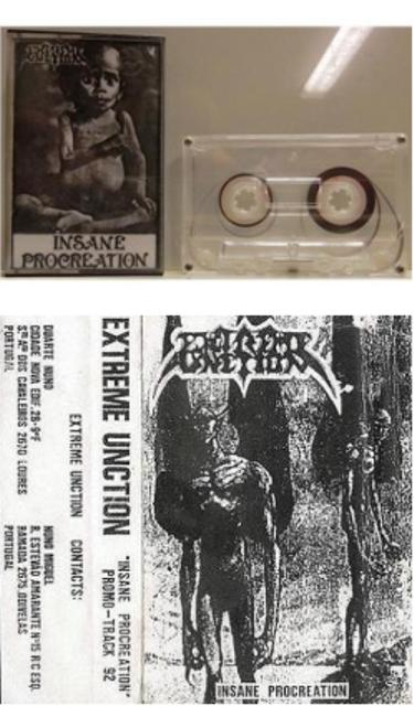 Extreme Unction - Insane Procreation