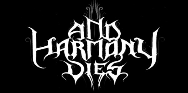 And Harmony Dies - Logo