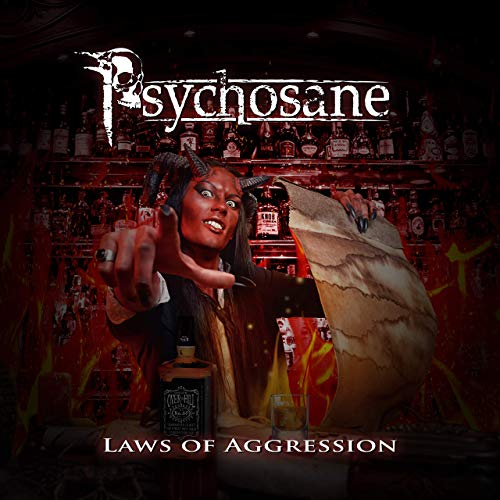 Psychosane - Laws of Aggression