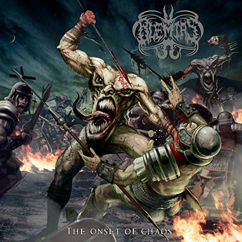 Blemias - The Onset of Chaos
