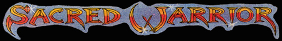 Sacred Warrior - Logo