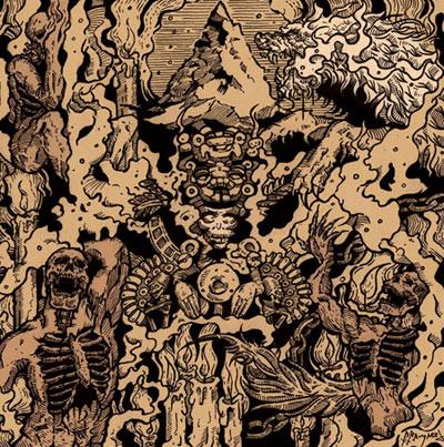 Cirith Gorgor / Fenris / Yaotzin / Weltschmerz - The Nefarious Order
