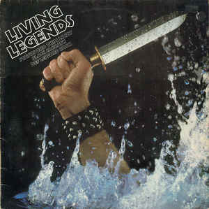 Black Sabbath / Rush / Thin Lizzy / Def Leppard - Living Legends