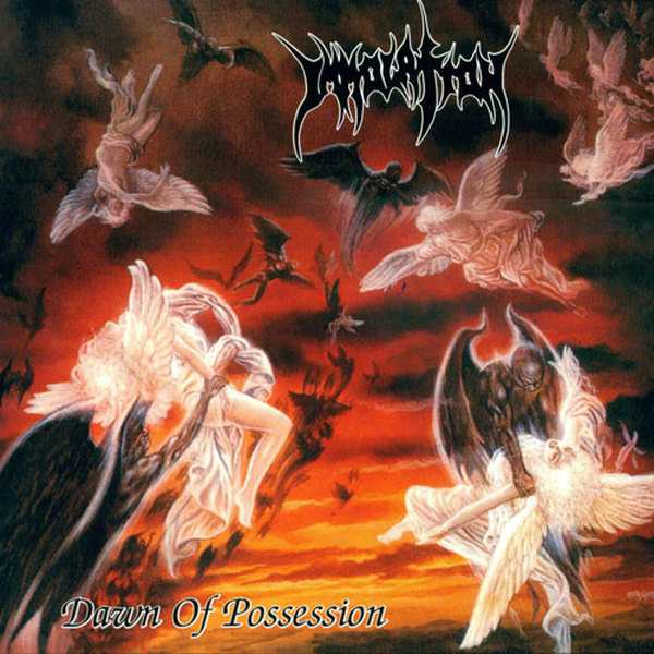Immolation - Dawn of Possession