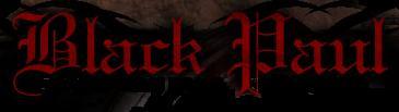 BlackPaul - Logo