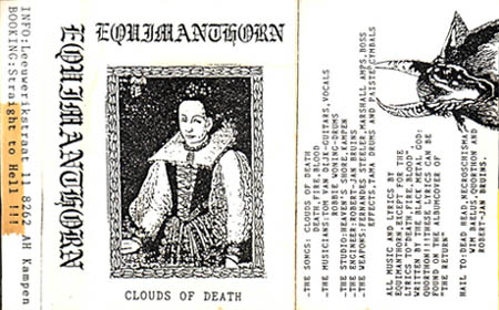 Equimanthorn - Clouds of Death