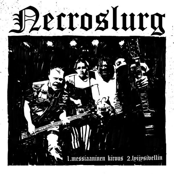 Necroslurg - Cicutoxin / Necroslurg