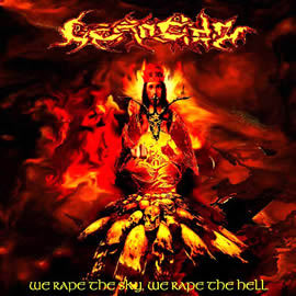 Genocide - We Rape the Sky, We Rape the Hell