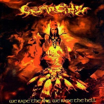 Genocide - We Rape the Sky, We Rape the Hell