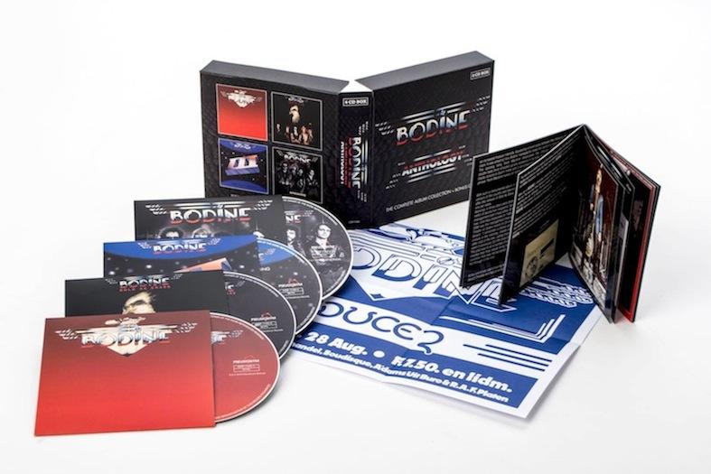 Bodine - Anthology