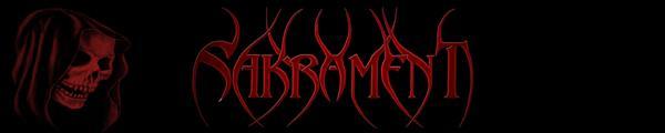 Sakrament - Logo