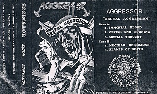 Aggressor - Brutal Aggression