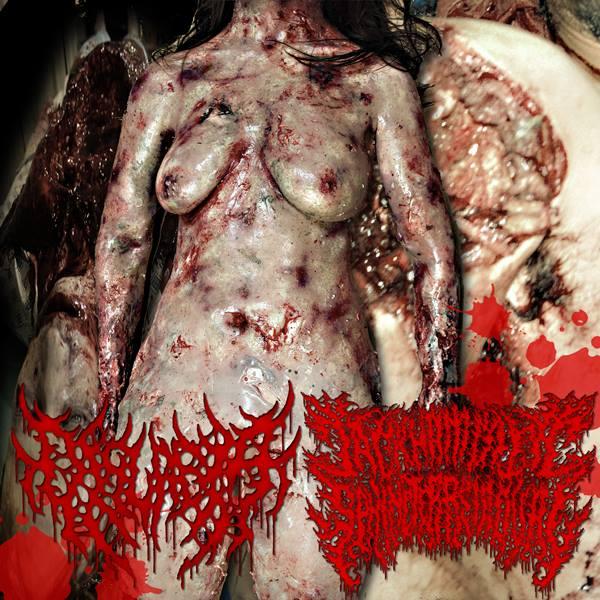 Dislabia / Jackhammer Sphincter Removal - Gore Swamped in Vaginal Cesspool