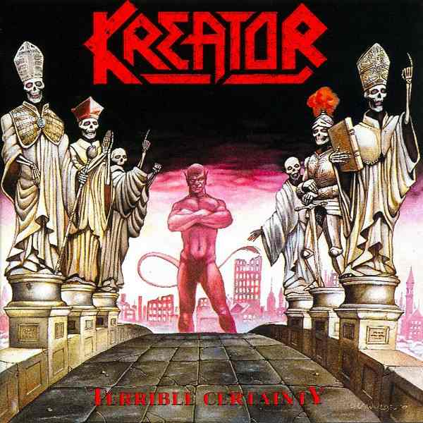 <br />Kreator - Terrible Certainty