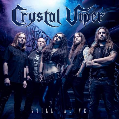Crystal Viper - Still Alive