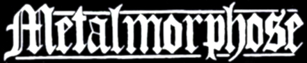Metalmorphose - Logo