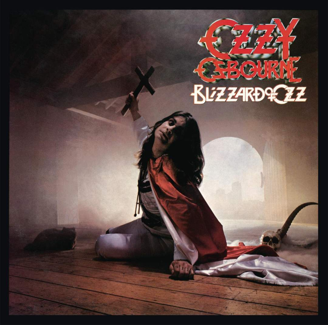 Ozzy Osbourne - Blizzard of Ozz