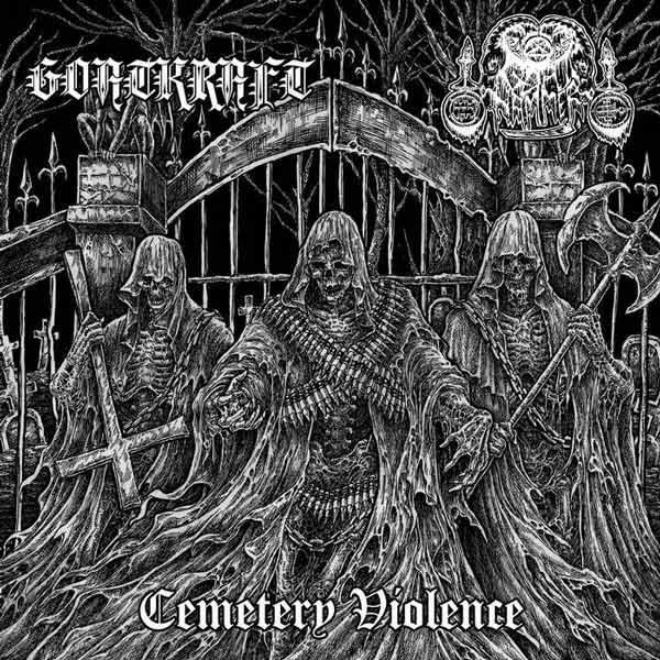 Goathammer / Goatkraft - Cemetery Violence