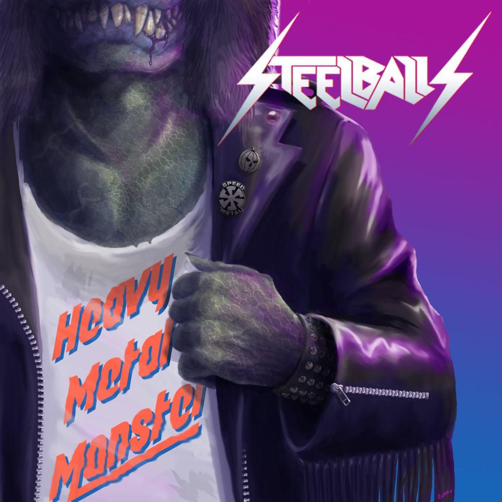 Steelballs - Heavy Metal Monster