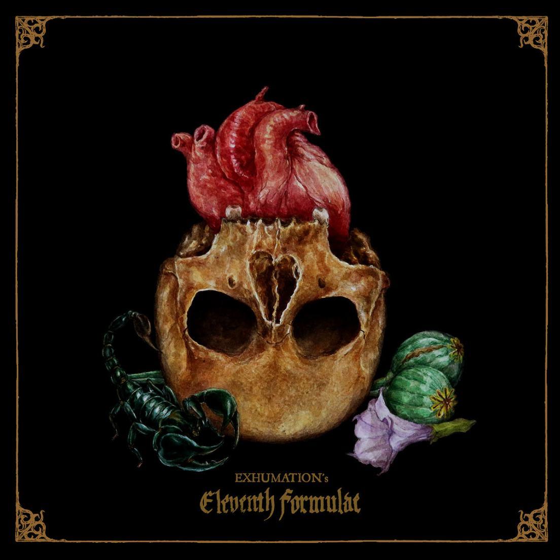 Exhumation - Eleventh Formulae