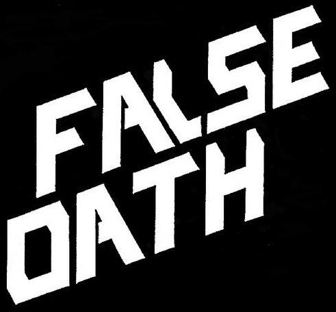 False Oath - Logo