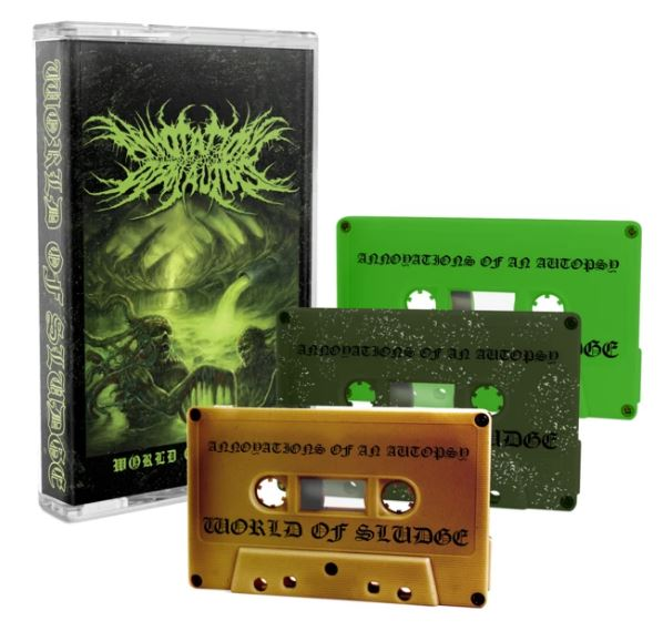 Annotations of an Autopsy - World of Sludge