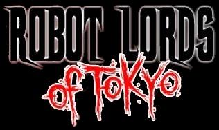 Robot Lords of Tokyo - Logo