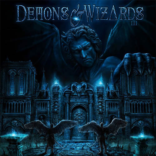 Demons & Wizards — III (2020)