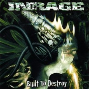 Inrage - Built to Destroy