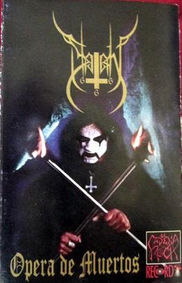 Satan - Ópera de muertos