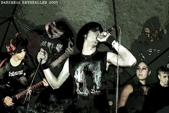 Darkness Enthralled - Photo