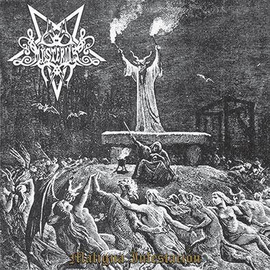 Mysteriis - Maligna Infestación