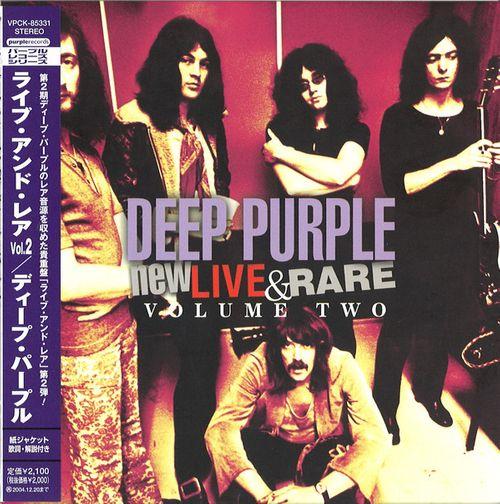 Deep Purple - New Live & Rare - Volume Two