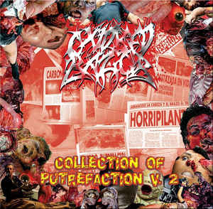 Oxidised Razor - Collection Of Putrefaction V. 2