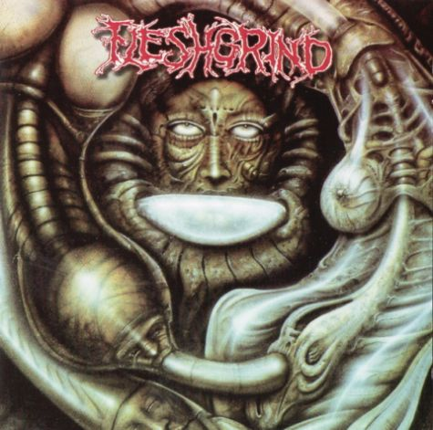 Fleshgrind - Destined for Defilement