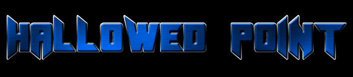 Hallowed Point - Logo