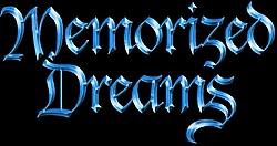 Memorized Dreams - Logo