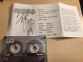 Orchriste - Necronomicon