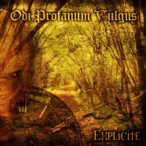 Odi Profanum Vulgus - Explicite