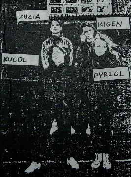 Disintegration - Photo