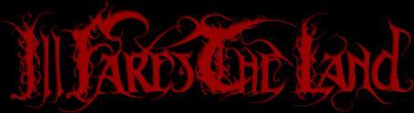 Ill Fares the Land - Logo
