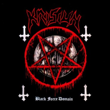 Krisiun - Black Force Domain