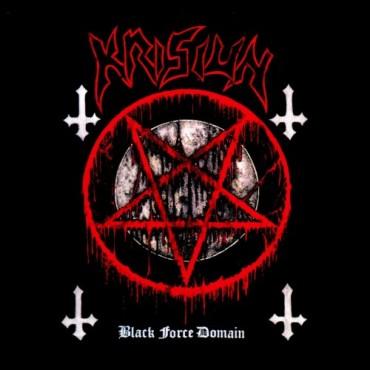 Krisiun - Black Force Domain
