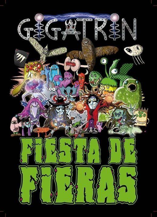 Gigatron - Fiesta de fieras