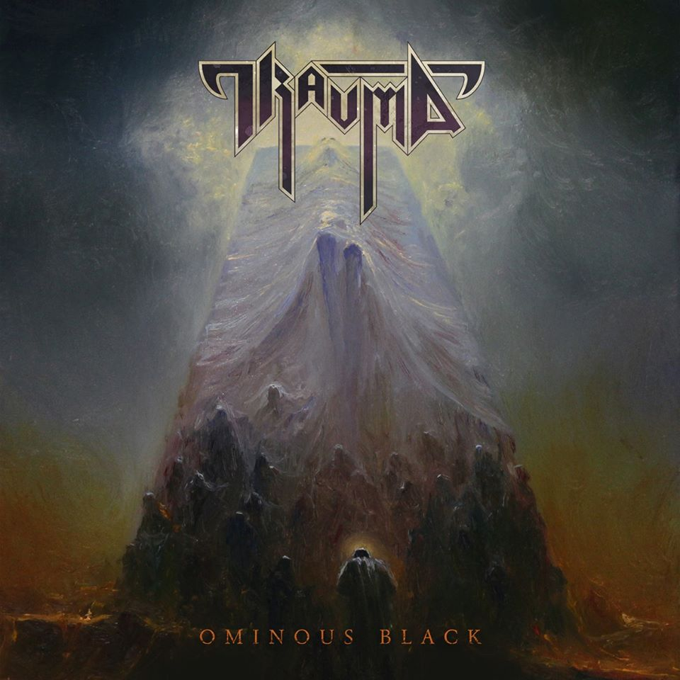 "TRAUMA (Death Metal - Pologne) - ""Ominous Black"" 2020 819341"