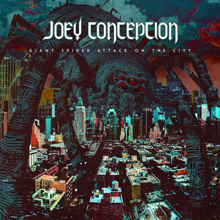 Joey Concepcion - Giant Spider Attack On The City