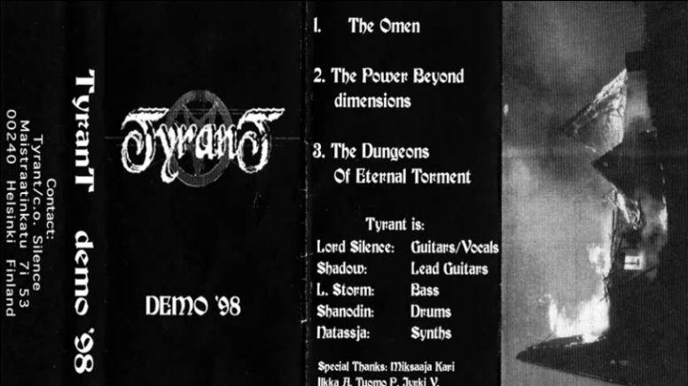 Tyrant - Demo '98