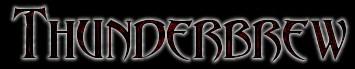 Thunderbrew - Logo