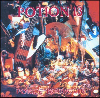 Potion 13 - Porte-bonheur