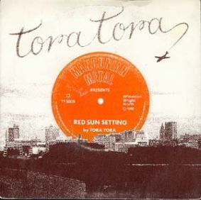 Tora Tora - Red Sun Setting